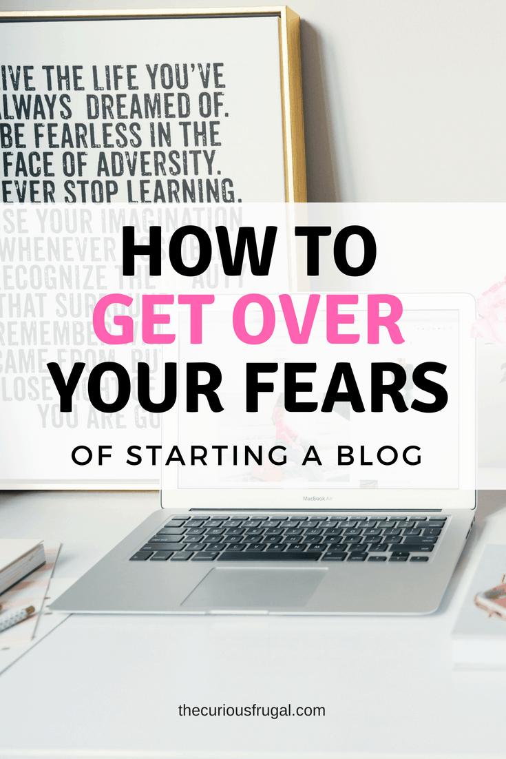 Fear of Blogging… And How to Get Over It