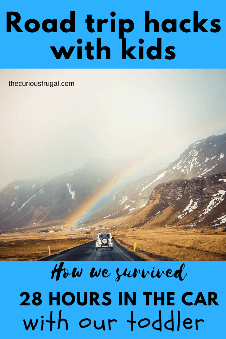 Best road trip hacks with kids