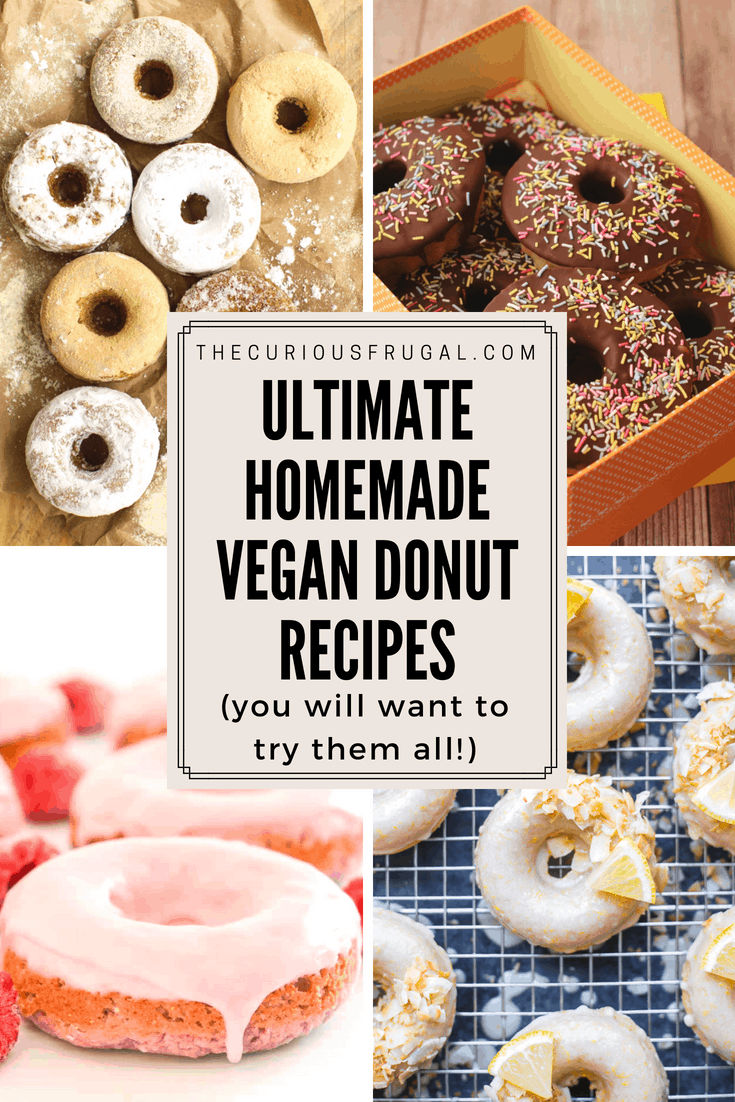 The Best Vegan Donuts: 16 Donuts You Need in Your Life