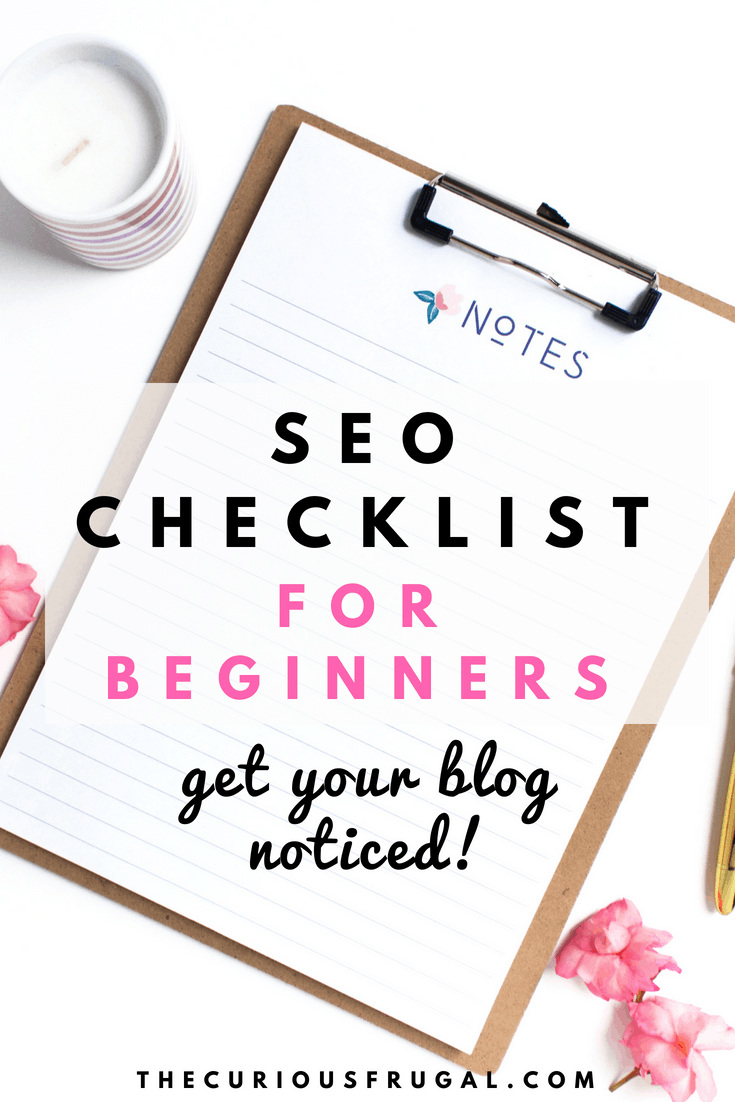 SEO Checklist for Beginners – When You Don't Even Know What The Heck SEO Stands For