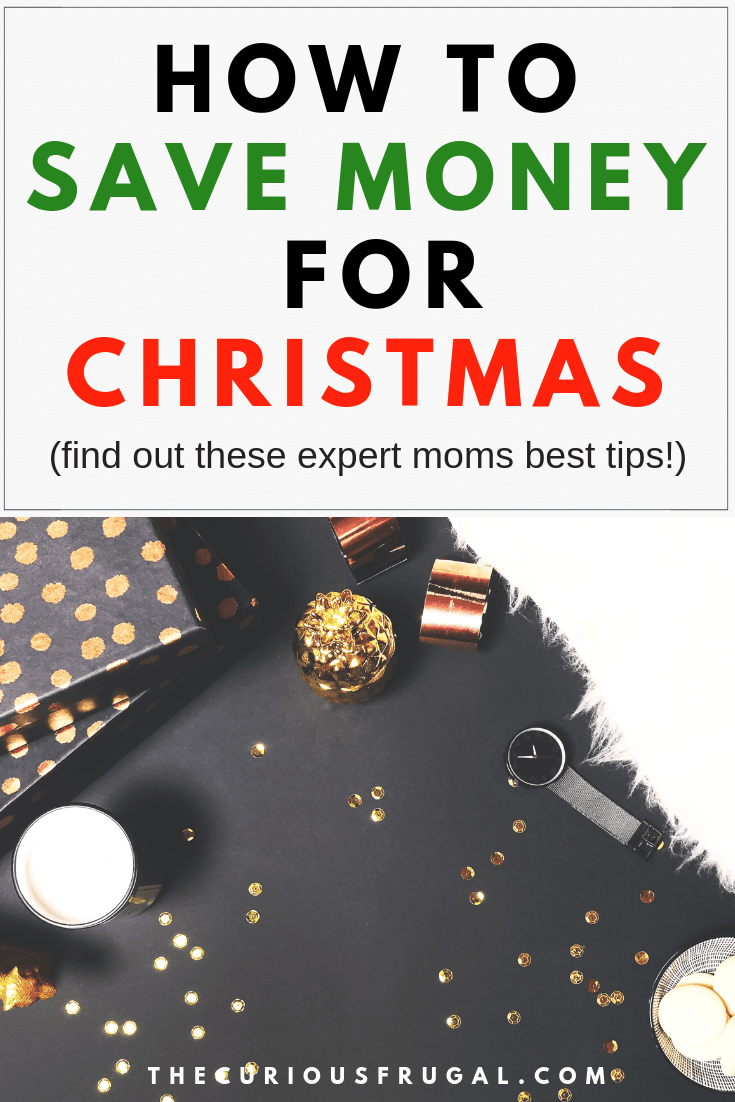 How to save money for Christmas (don't go broke this holiday season!)