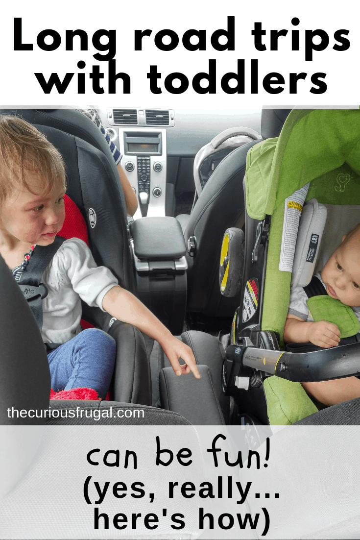 Long Road Trips With Toddlers Can Be Fun! (Yes Really)