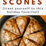 gingerbread scones recipe | scones recipe | best scones recipe