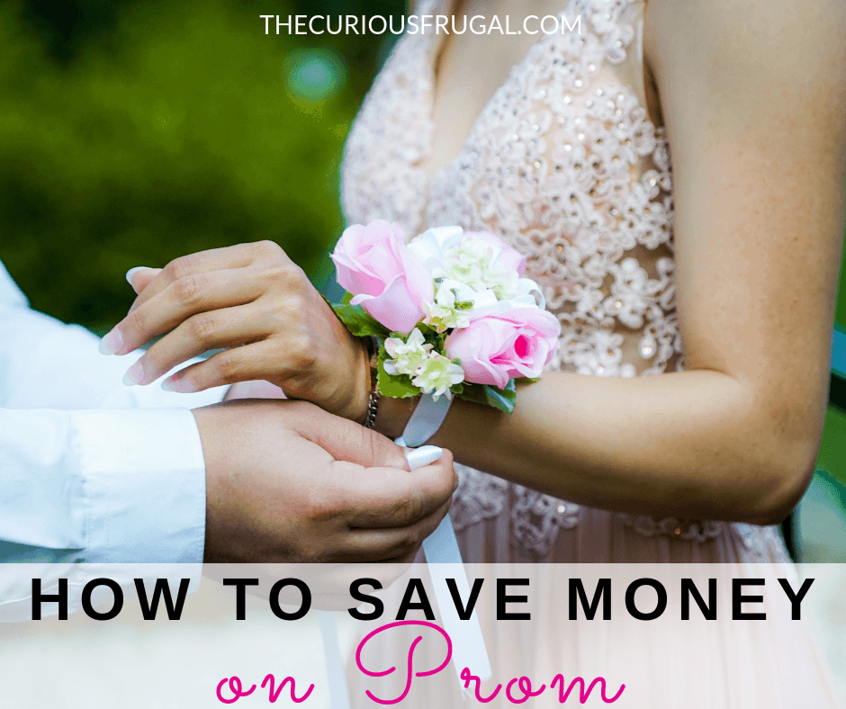 Prom can be a super expensive night but there are ways to save money on prom.  You can still have an amazing time and look as gorgeous as ever with these tips for prom on a budget. #savemoney #budget | prom ideas | junior prom | senior prom | unique prom ideas | prom ideas planning