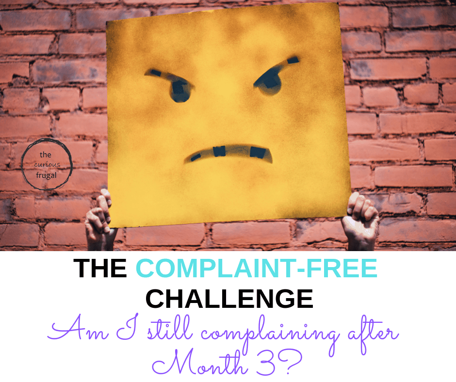 How to stop complaining and be happier #challenges #challengeyourself #challengeaccepted #happinessproject #positivity