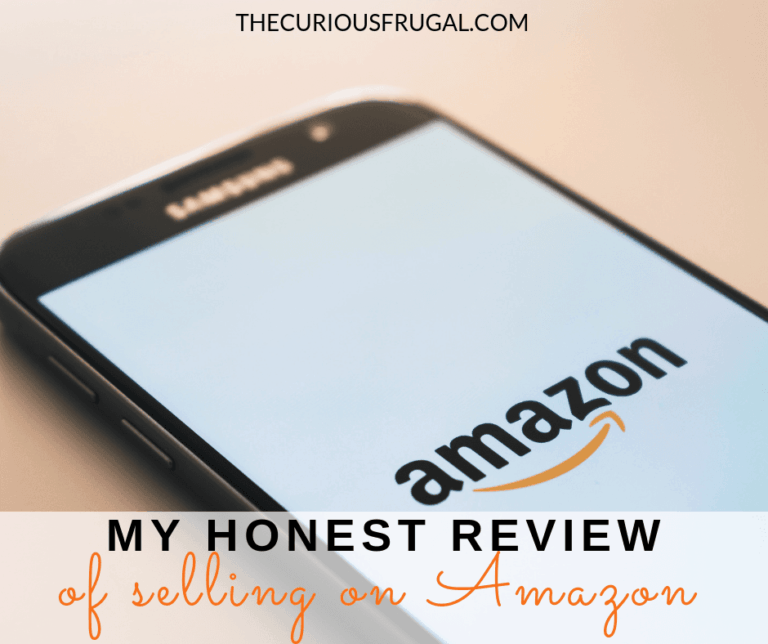 Is Selling on Amazon Worth it?  My honest Amazon FBA review…