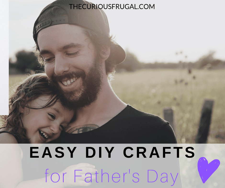 If you're looking for some impressive but easy homemade father's day crafts, we have 15 fun diy ideas for you! Some of these easy father's day crafts are perfect from kids to dads, and others are great from adults to husbands or dads. There are lots of awesome diy fathers day crafts to choose from! | diy father's day gifts from daughter