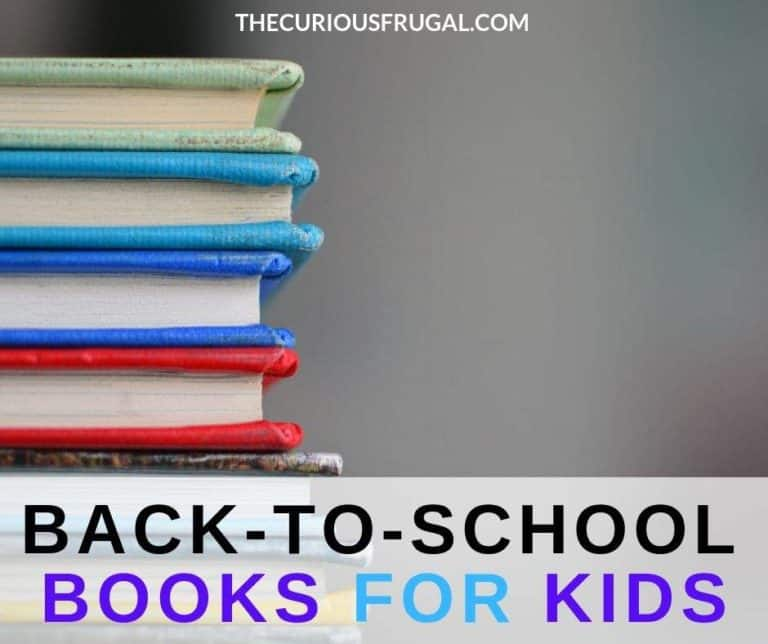 Back To School Books for Kids (to calm their nerves and yours)