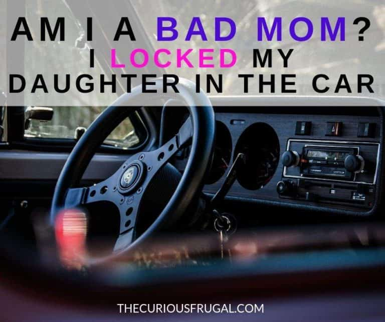 What To Do When You Feel Like a Bad Mom