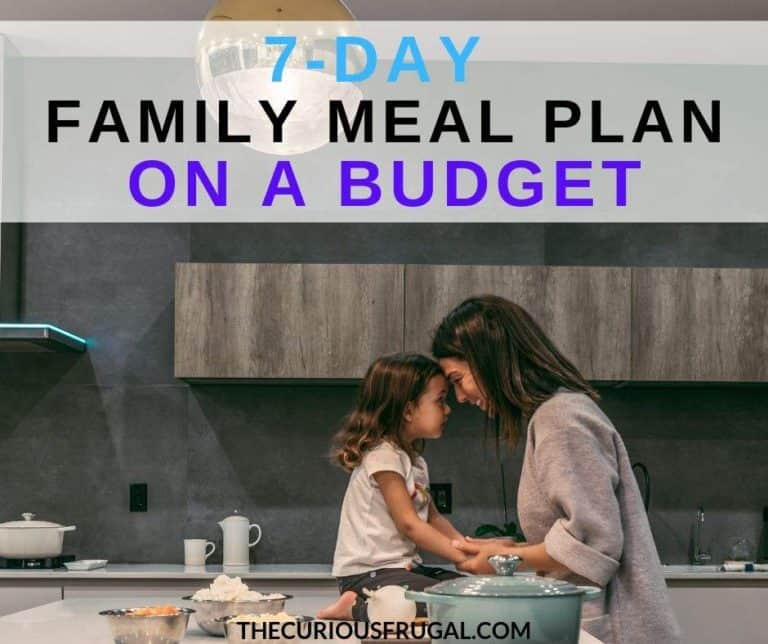 7-day Family Meal Plan That Will Set You Up with Healthy Eats