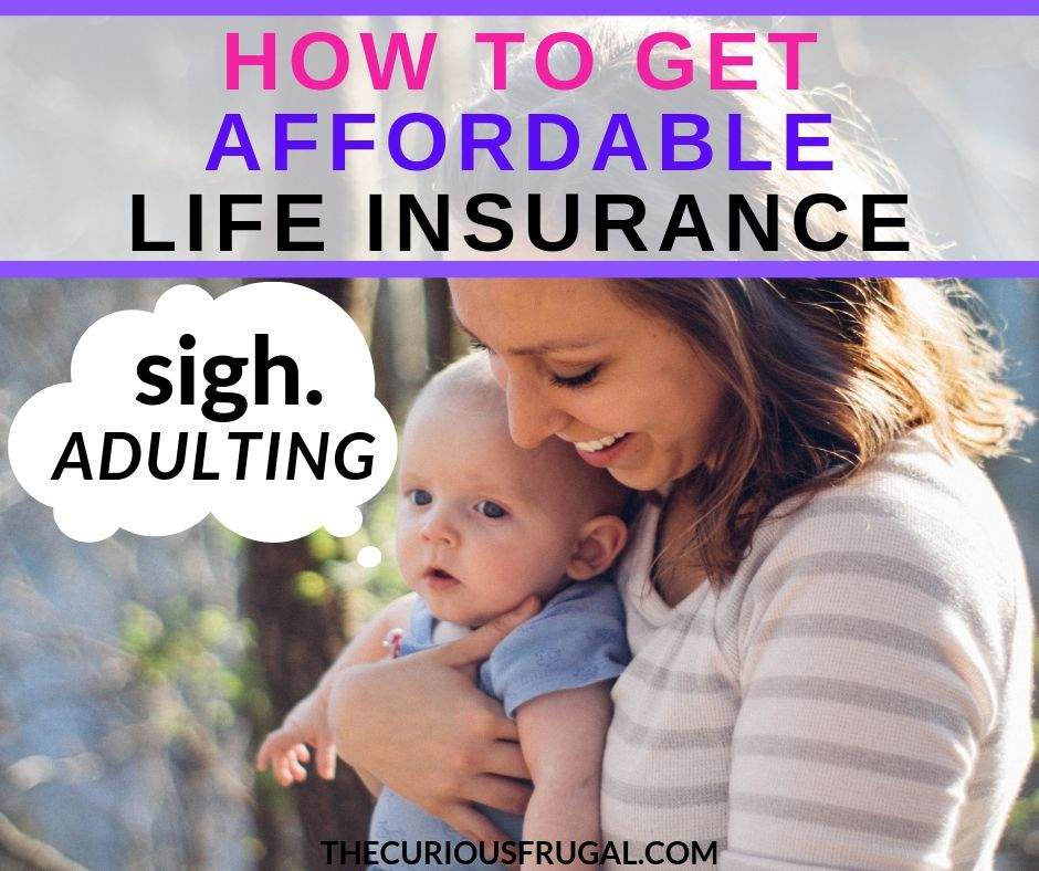 How to find cheap life insurance. Insurance is not a fun expense but it is essential. Here's exactly how to get life insurance without breaking the bank. Save money on life insurance. You can even apply online, no medical exam needed. #savemoney   family life insurance   affordable life insurance   cheap life insurance   inexpensive life insurance