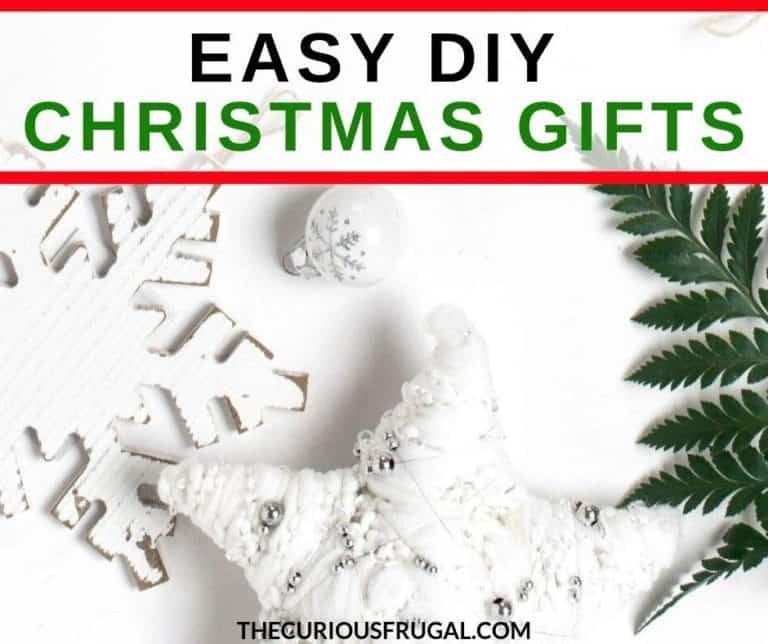 45 DIY Christmas Gifts That Are Easy and Budget-Friendly