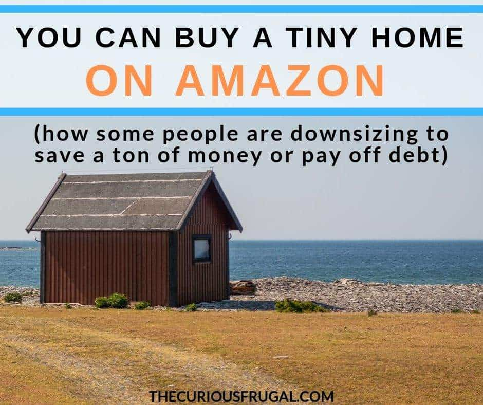 One way to save big amounts of money is to live in a small house. Did you know that there are minimalist homes for sale on Amazon? Let's check out some of these adorable tiny homes and talk about pros and cons of living small.