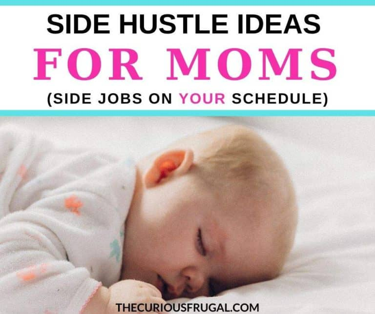 25 Best Flexible Side Jobs: How I Made $2,300 at Home While My Toddler Napped