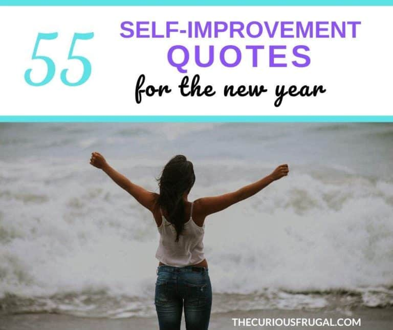 55 of the Best Self-Improvement Quotes for the New Year