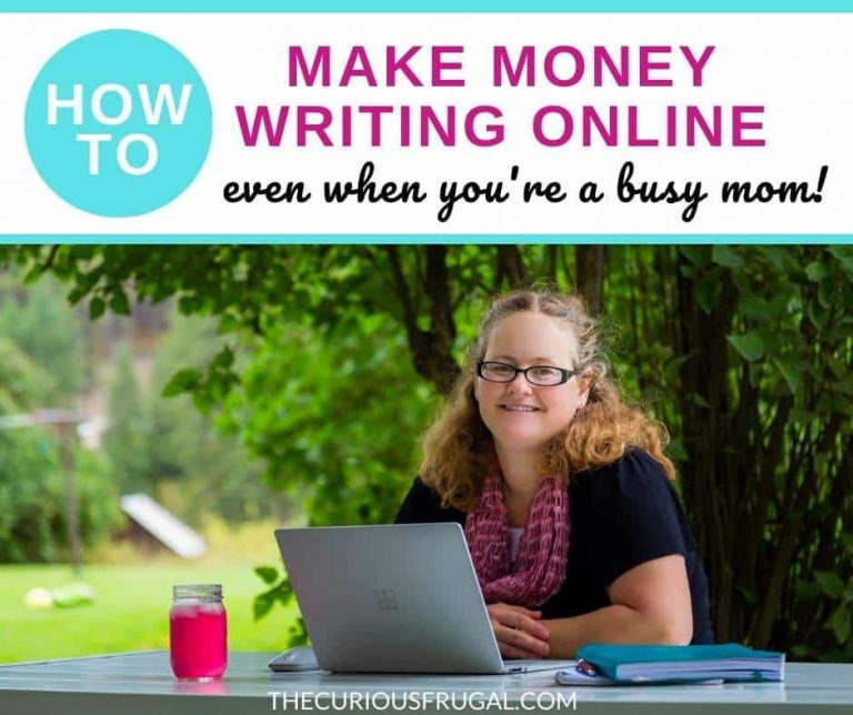 Want To Make Money Writing? This Freelancer Mom of 9 Will Show You How