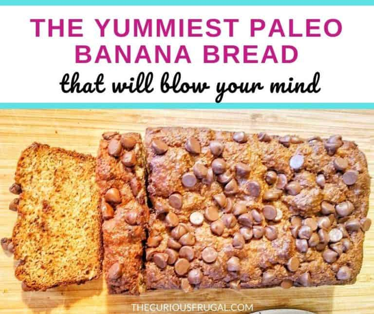 The Yummiest Paleo Banana Bread That Will Knock Your Socks Off