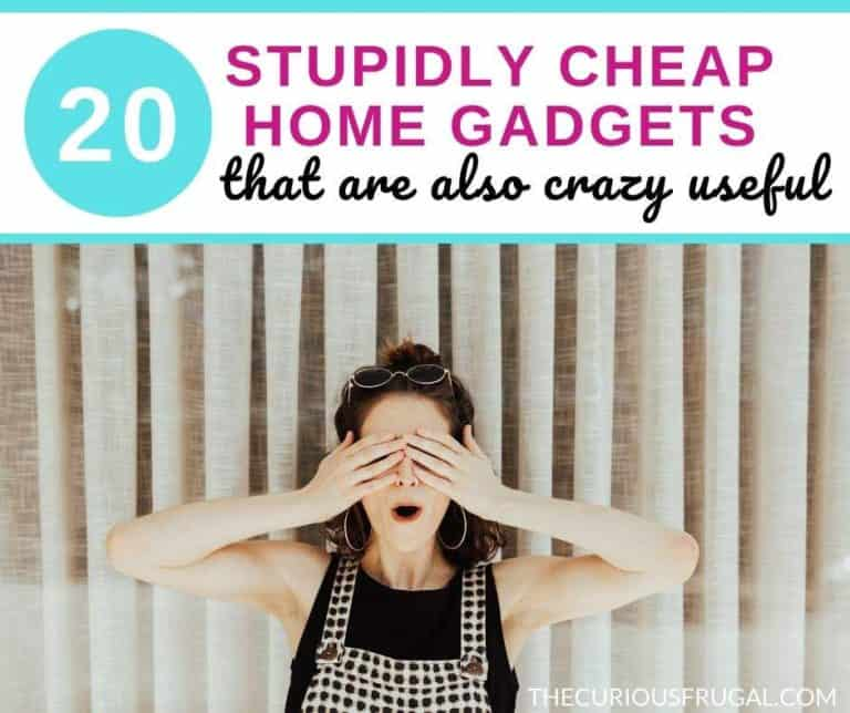 Stupidly Cheap Home Gadgets You Need In Your Life