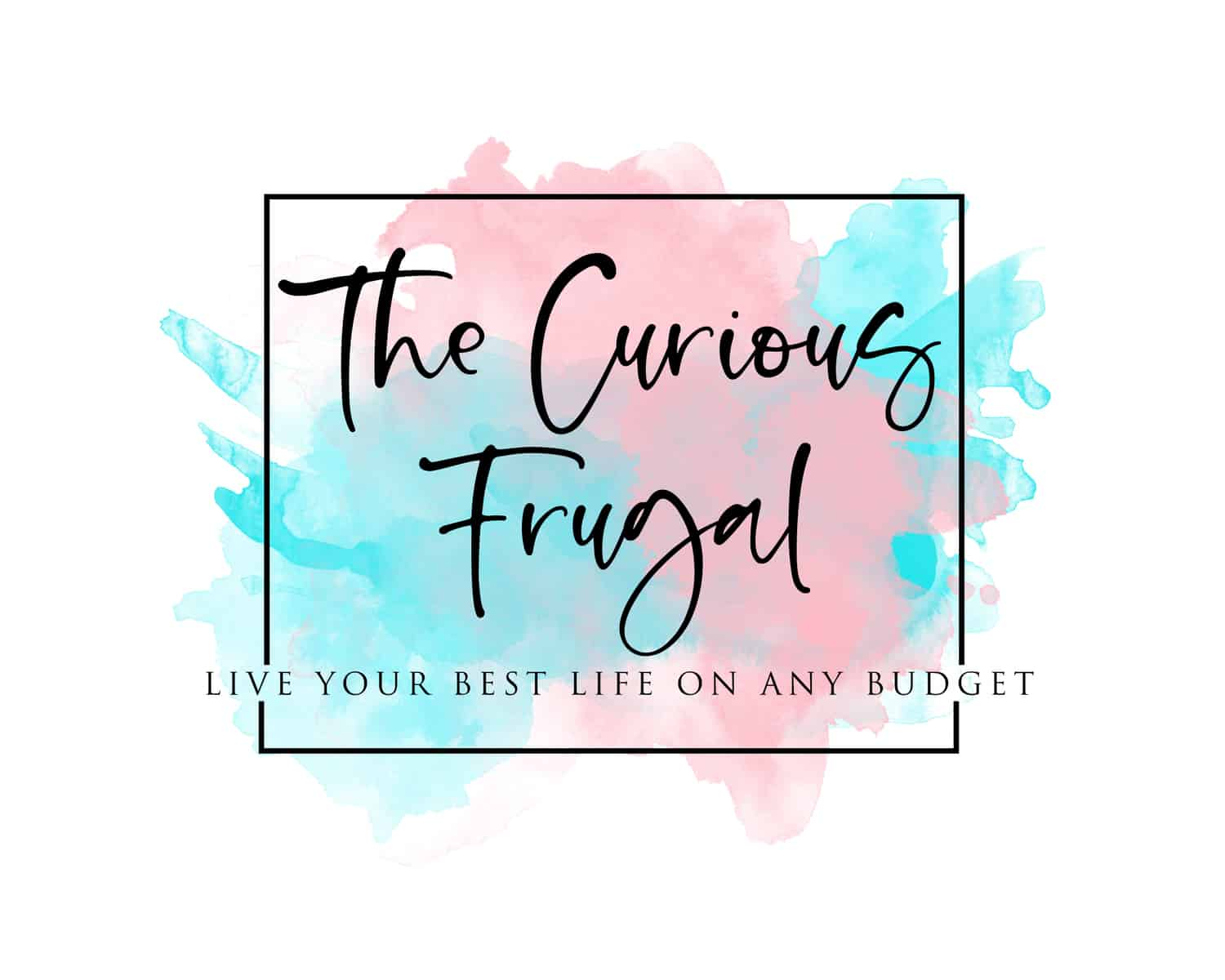 The Curious Frugal logo