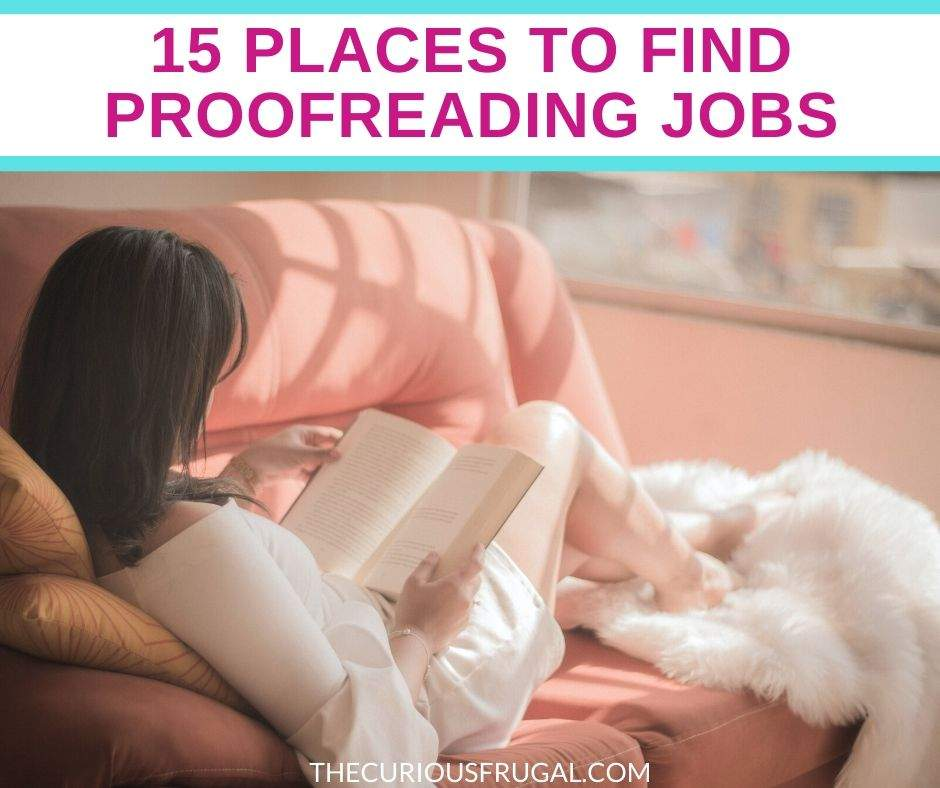 Looking for an interesting remote job that is flexible and pays well? Editing and proofreading jobs from home are a great fit! Make money from home putting your word skills to good use. These are 15 of the best websites for remote proofreading jobs that are hiring now! There is also a popular free webinar that will teach you how to get started as a freelance proofreader. #proofreading #howtomakemoney #makemoneyfromhome #proofreadingjobs #onlineproofreadingjobs #proofreading