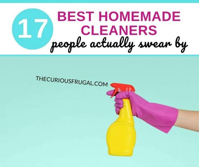 17 Best Homemade Cleaners People Actually Swear By