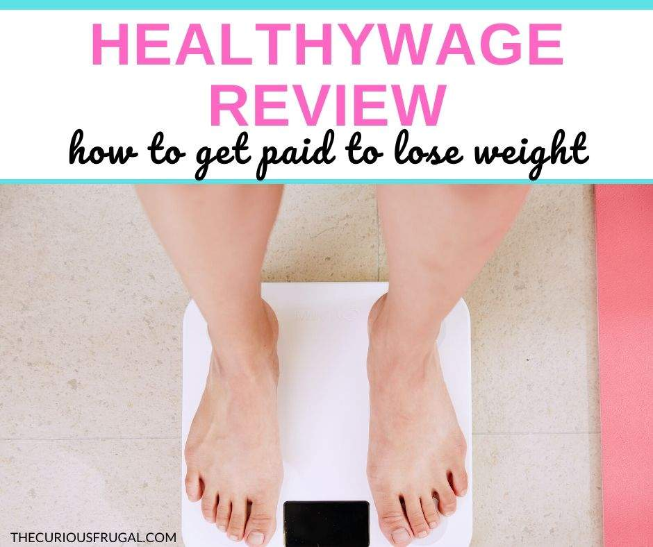 HealthyWage review – can you actually get paid to lose weight? Is HealthyWage legit? It didn't sound legit to me at first, I figured there was a catch. I wondered if HealthyWage actually works or if it's a scam. The claim is that you can make up to $10,000 losing weight. If you have ever thought about joining a HealthyWage challenge, here is my honest HealthyWage review.