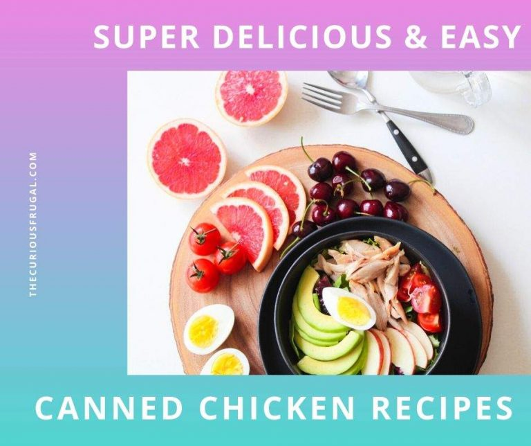 10 Easy and Quick Canned Chicken Recipes Your Family Will Love