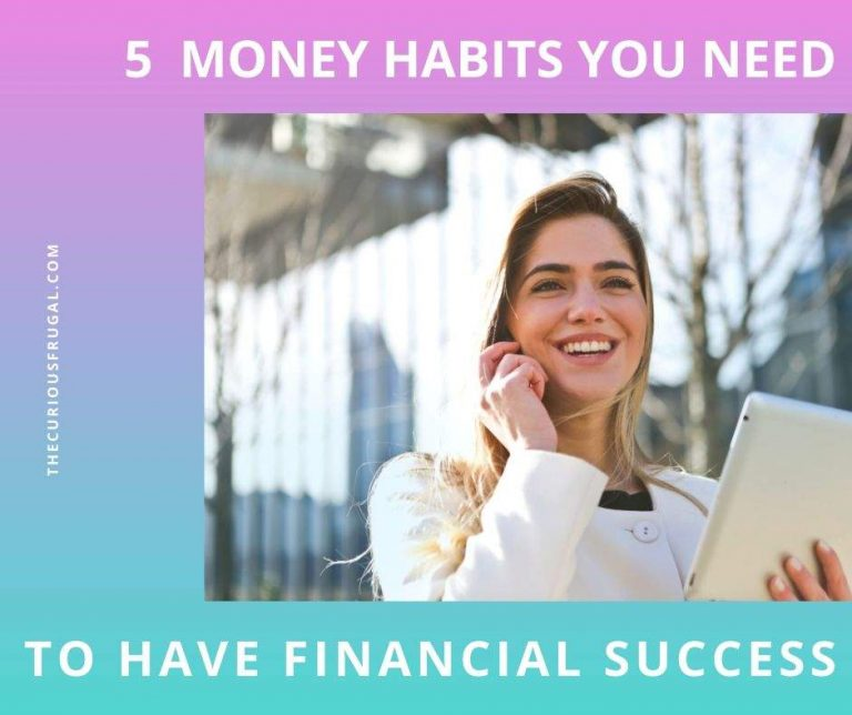 5 Important Money Habits You need to Have Good Finances