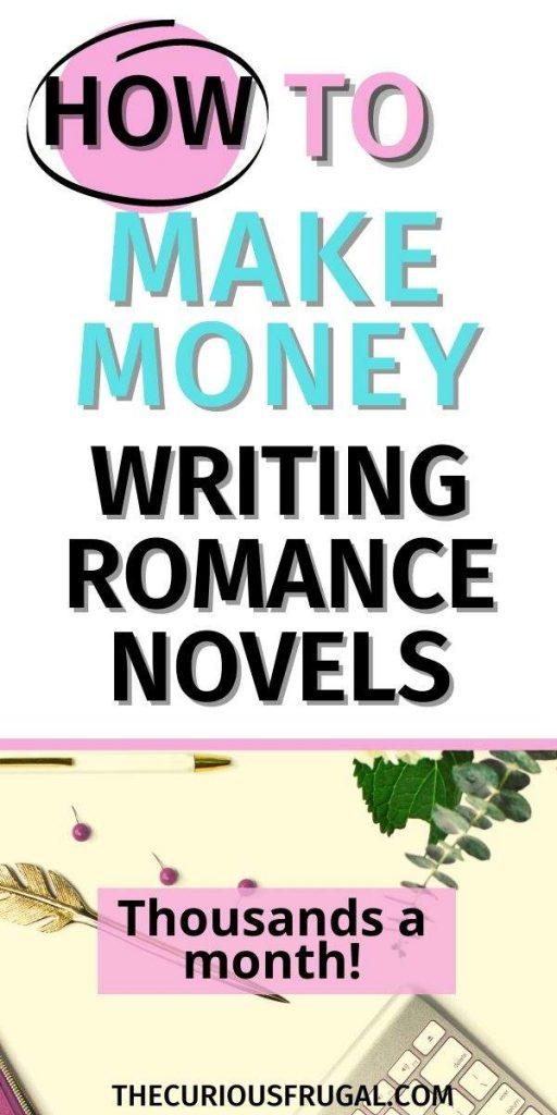 How to make money writing romance (and self-publish on Amazon)