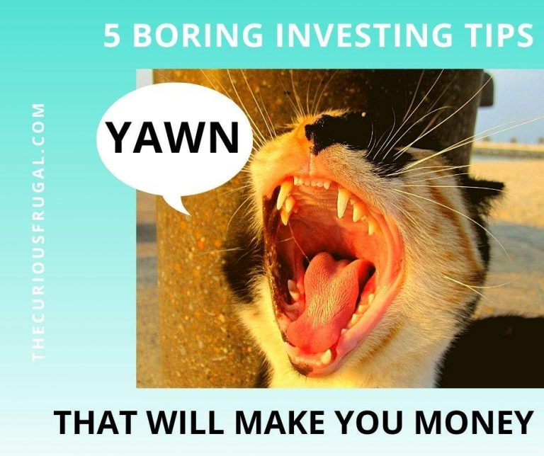 5 Boring Investing Tips For Beginners That Will Make You Money