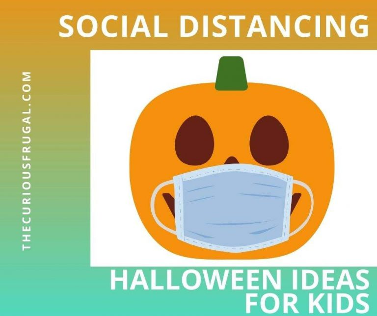Halloween Isn't Dead: How to Have a Social Distancing Halloween