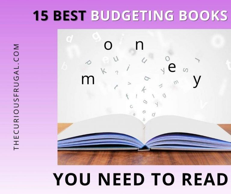 15 Best Budgeting Books You NEED to Read Now