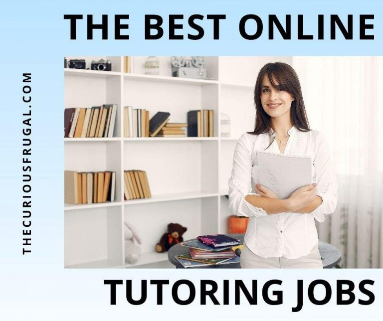 The Best Online Tutoring Jobs to Make Money from Home
