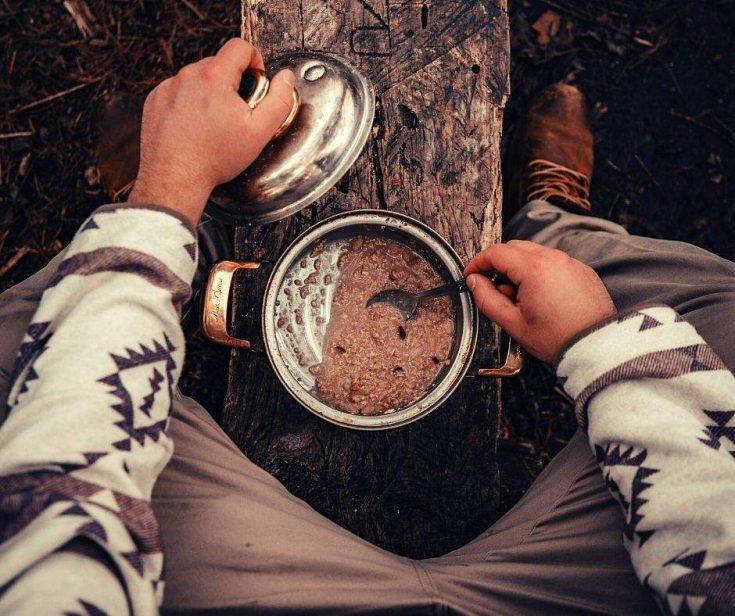 Camping recipes - diy instant oatmeal