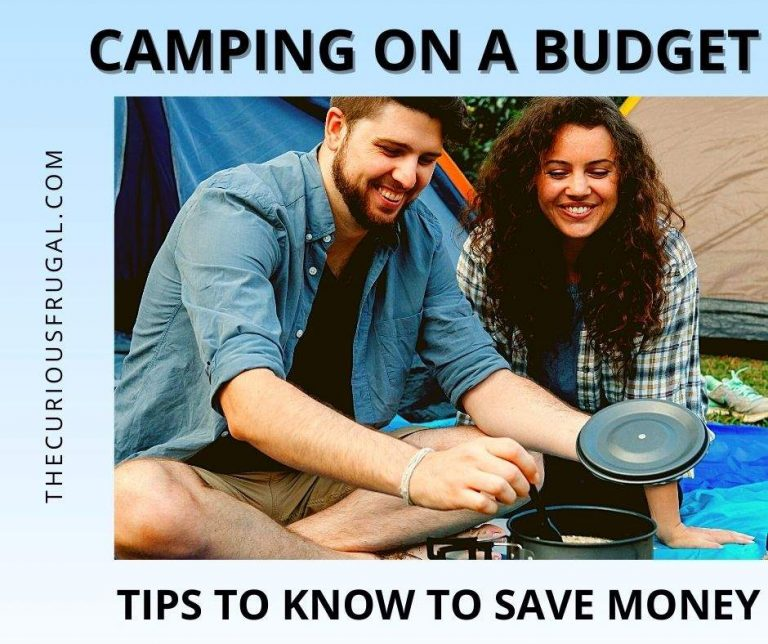 Camping on a Budget: 5 Tips to Know to Save Money This Season 🏕️