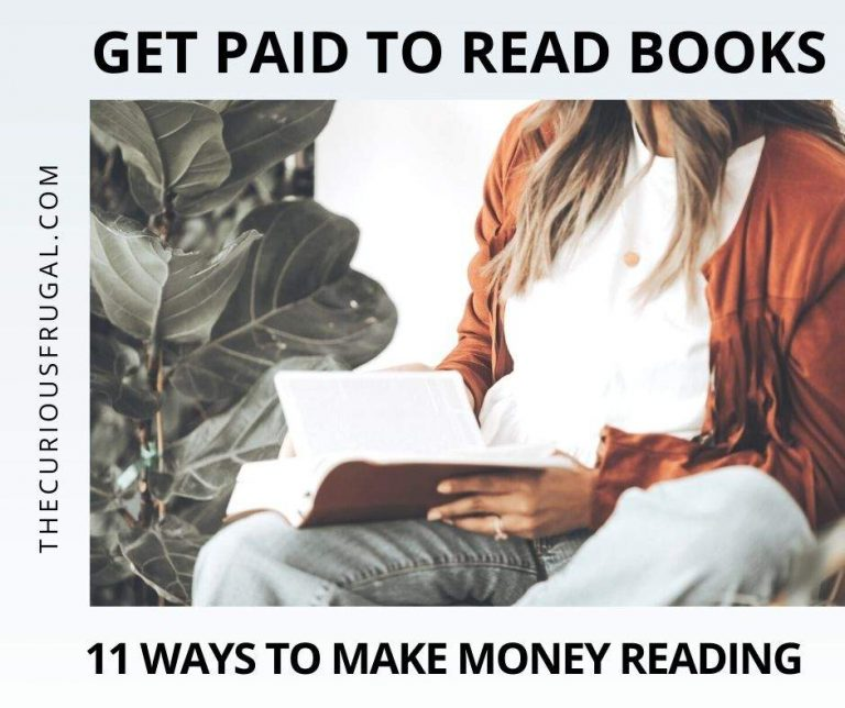 Get Paid To Read Books: 11 Best Ways to Make Money Reading