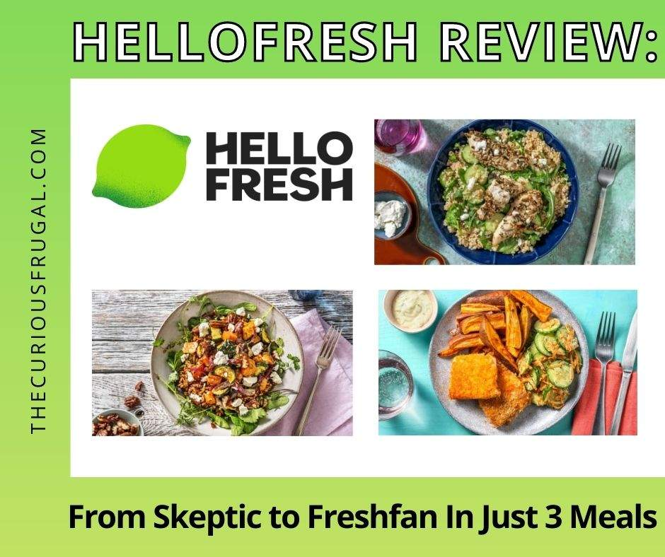 Hello Fresh review: from skeptic to Freshfan in just 3 meals (3 dinner meals)